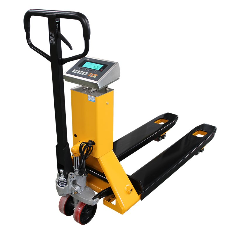 Baykon TB pallet truck scale, weighing, scale