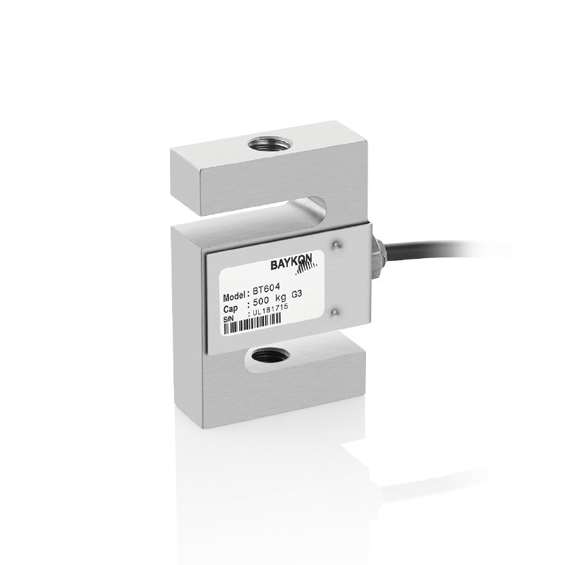 Baykon BT604 Tension Load Cell, weighing, scale, crane scales, nickel plated alloy steel construction, IP67