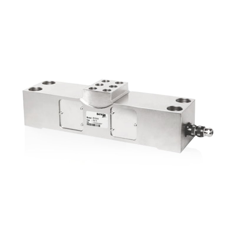 Baykon BY554 / BY554HT Double Ended Beam Load Cell, weighing, scale, ship weighing, melting pot weighing