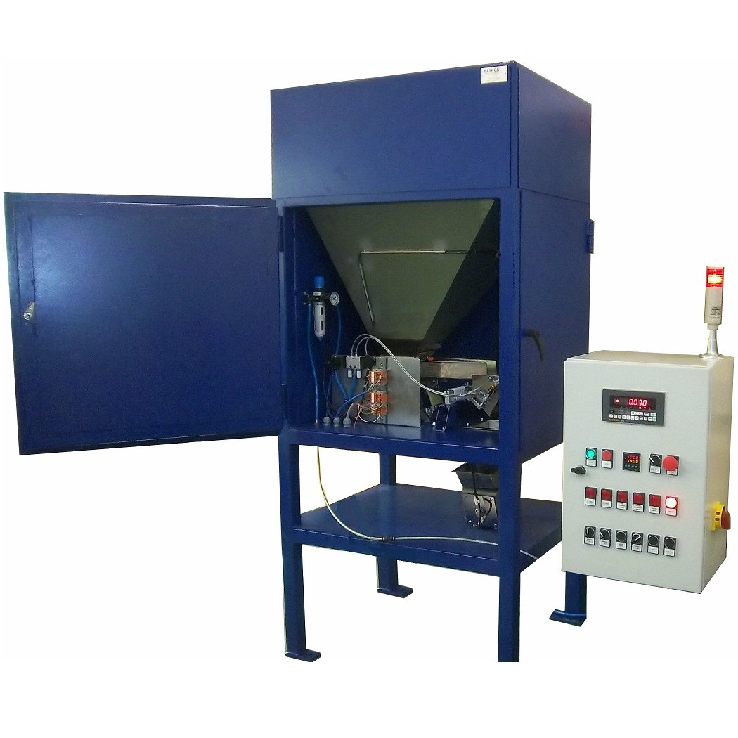 Baykon Liquid Filling Systems, weighing, scale